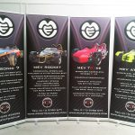 MEV Roller Display Banner