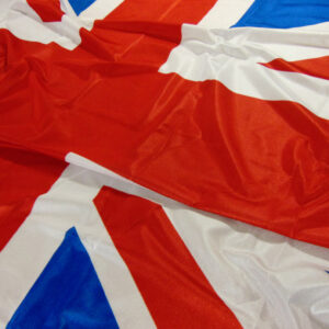 Large union jack flag - crowd flags
