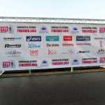 PVC Banner with Logos