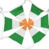 Republic of Ireland Flag Bunting
