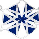 Scotland Flag Bunting