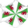 Welsh Flags Bunting