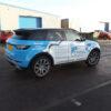 DSM Brand Full Car Wrapping