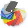foamex letters colour swatch
