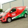 Grand Prix Racewear Brand van wrap