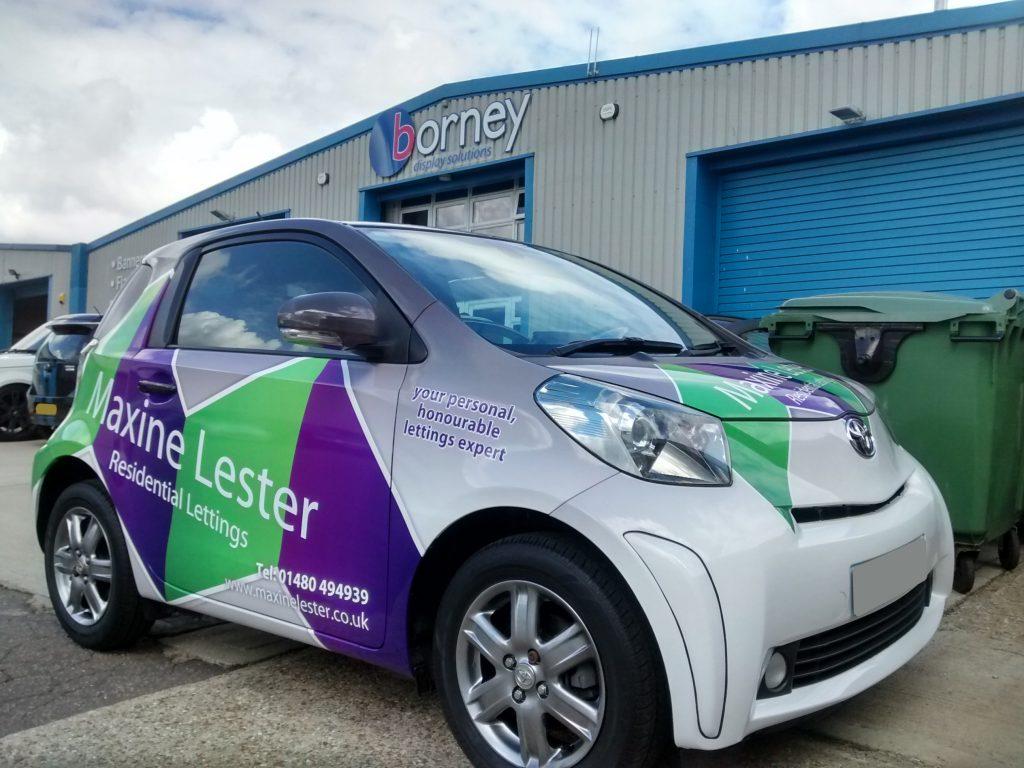 Full Vehicle Wraps Bespoke Branding With Car Amp Van Wrapping