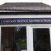 Lioncourt branded fascia signs