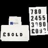 price visor numbers