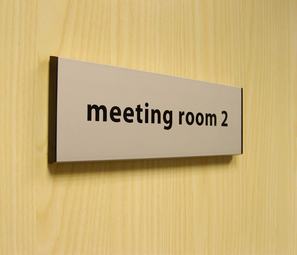 Door Signs Custom Signs For Your Office Amp Business
