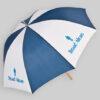 Promotional umbrellas - umbrella with a logo design