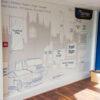 Borney digitally printed wallpaper